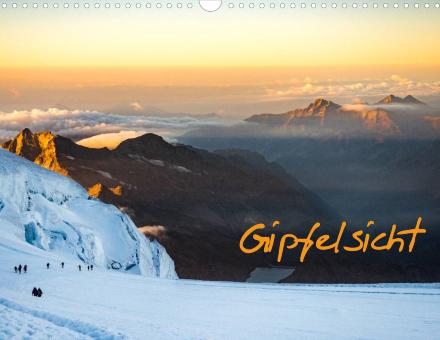 """Die neuen Kalender """"Gipfelsicht"""" und """"Augenblicke in der Natur"""" 2017 sind fertig und über Calvendo erhältlich"""